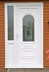 PVC Decorative Door