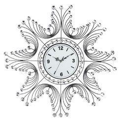 Metal Wall Clock B-6211