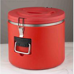Round Isothermal Container