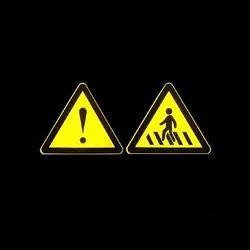 Reflective Traffic Signage