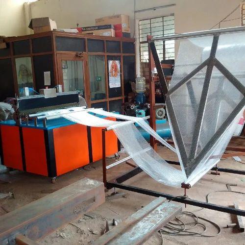 EPE Foam Air Bubble Bag Cutting Sealing Machine