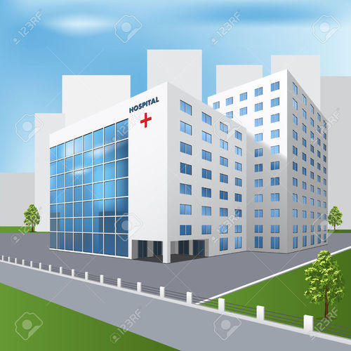 Hospital Building Construction Services