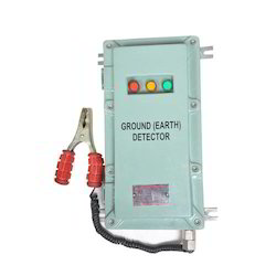 Flameproof Earth Detector for Petrochemical Industry