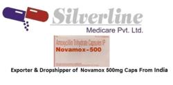 Novamox 500mg Caps