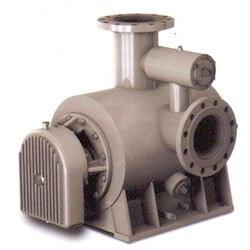 Multiphase Twin Screw Pump