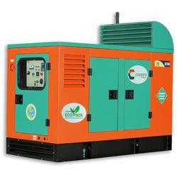 Cooper Silent Diesel Generator