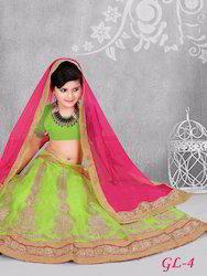 Girls Indian Skirt