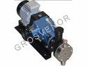 Hydraulic Diaphragm Chemical Dosing Pump