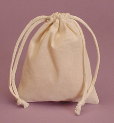 Cotton Draw String Dust Bags