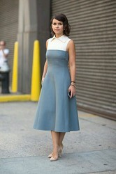 Dress Double Shade Short Dresses