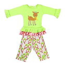 Design No:-1057 Kids Garments