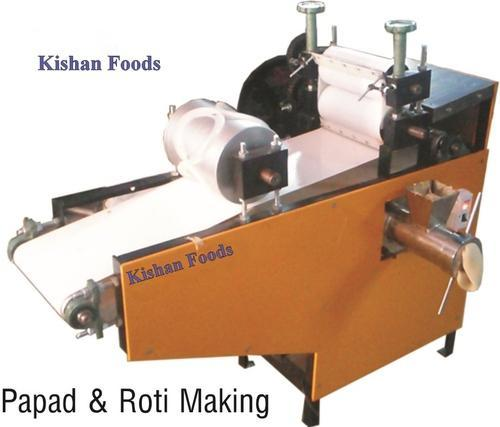 Papad Making Machine Plant