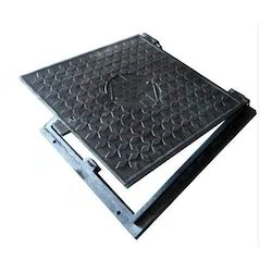 PVC Manhole Cover with Frame