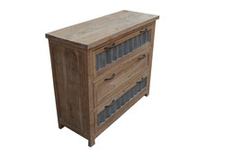 Industrial Drawer Chest - Industrial Furniture
