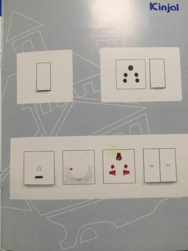 Switches Sockets Modular Switches Manufacturer from Delhi