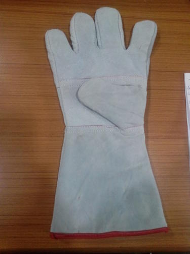 Commercial Leather Hand Gloves