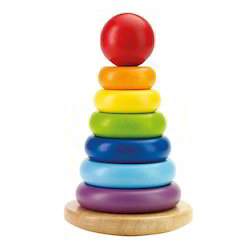 Wooden Stack Toy