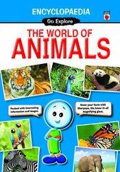 Encyclopedia Books  - The World Of Animals