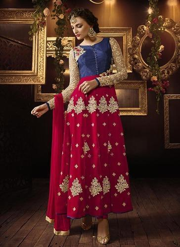 Fancy Anarkali Salwar Kameez Suits