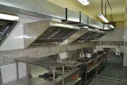 Kitchen Exhaust Equipments