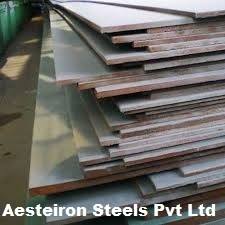ASTM A529 Grade 55 Steel Plates