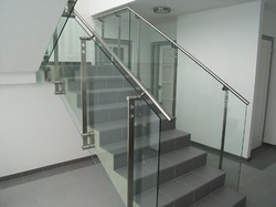Stainless Steel Modern Railing