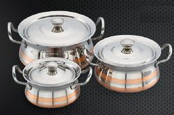 Lexco Copper Cookware