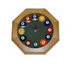 Clock Billiards Accessory