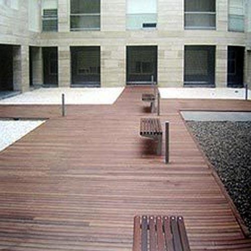 Brazalian IPE Deck Flooring