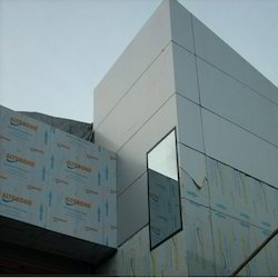 ACP Wall Cladding