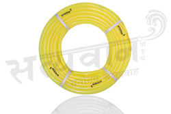 PVC Yellow Color Transparent Garden Pipe