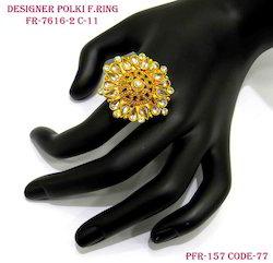 Designer Antique Jewellery Ring