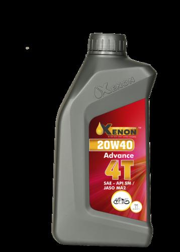 Xenon Advance 4T 20W40 Automotive Oil