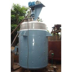Reaction Jacketed Vessel