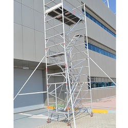 Double Width Scaffold Without Stair For Rental