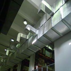 GI Ducting Service