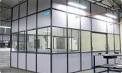 Office Interior Partition