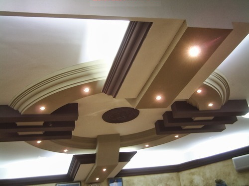 Round Fall Ceiling