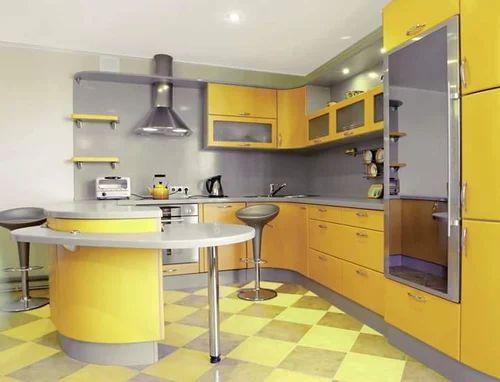 Modular Kitchen G Shaped Modular Kitchen Architect