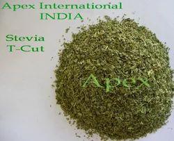 Stevia Rebaudiana Leaves T Cut