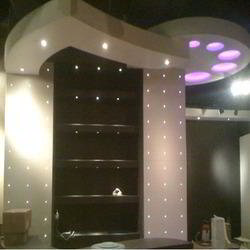 Power LED In Onyx Marble
