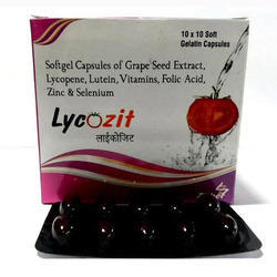 Lycopene Multivitamin Grape Seed Extract