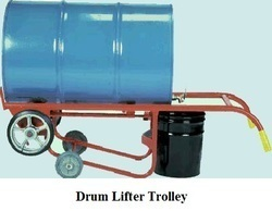 Ms Drum Lift Trolley