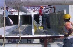 Acoustic Treatment For Ventilation Duct