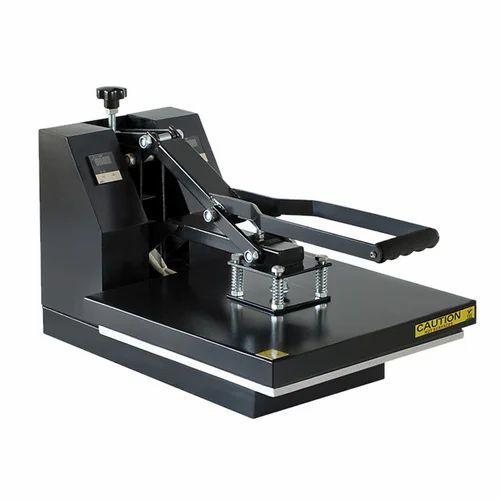 Flat Press 15 X 15 - Sublimation Heat Transfer Machines