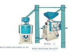 Mini Rice Mill Plant Model D