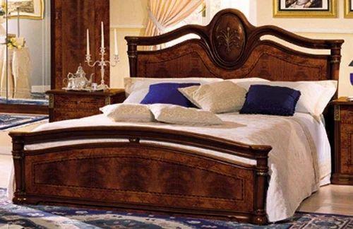 Elegant Designer Wooden Bed