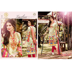 Digital Satin Prints Suits