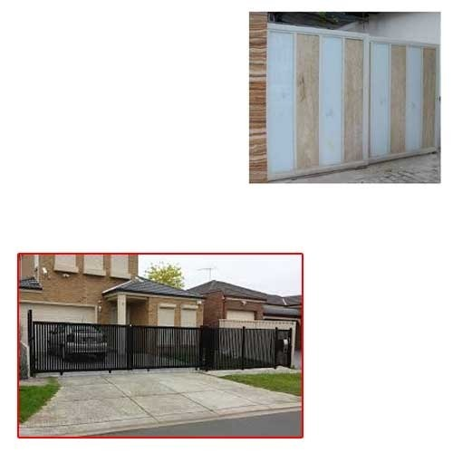 Telescopic Sliding Gate for Home