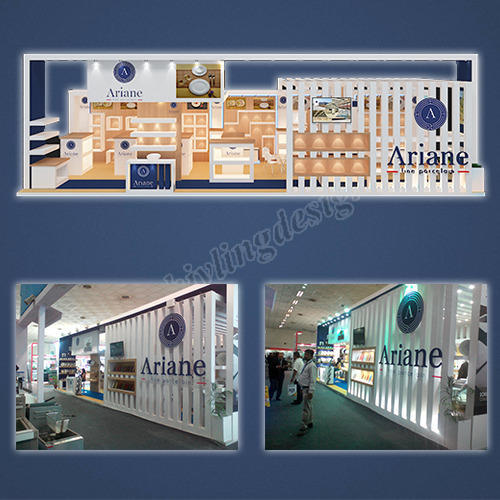 Exhibition Booth Fabrication : Exhibition booth fabrication services manufacturer from